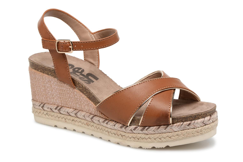 Gran descuento Refresh Wuge (Marrón) - Sandalias en Más cómodo