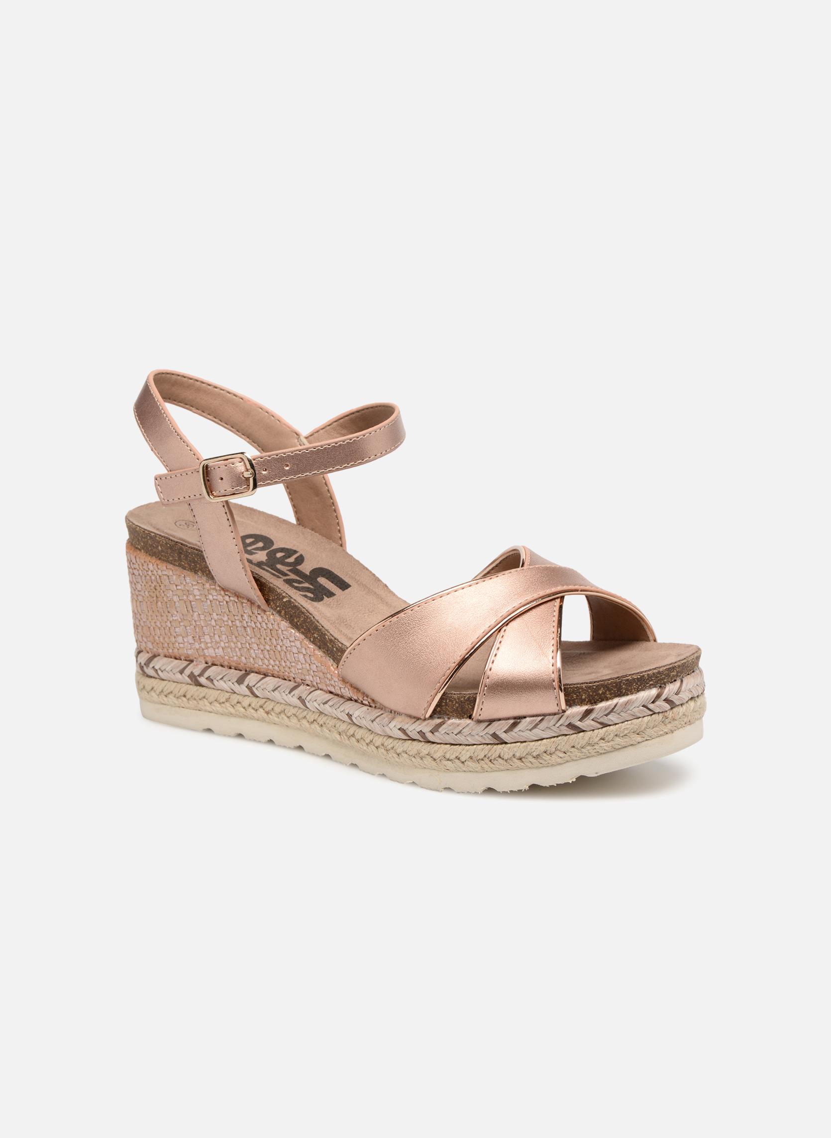Sandales et nu-pieds Femme Wuge