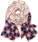 Geographic Printed Scarf