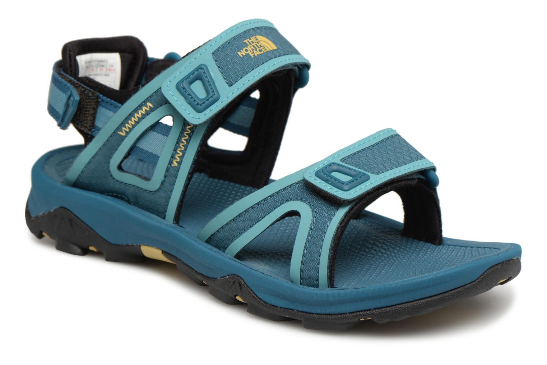 Zapatos promocionales The North Face Hedgehog Sandal II W (Azul) - Zapatillas de deporte   Zapatos casuales salvajes