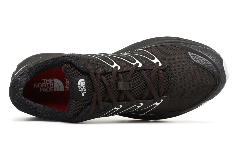 Chaussures de sport The North Face Litewave Endurance M Noir vue gauche