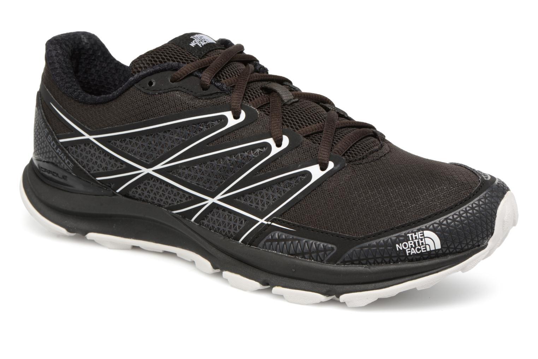 Chaussures de sport The North Face Litewave Endurance M Noir vue détail/paire