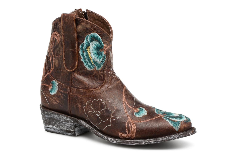 Zapatos promocionales Mexicana SHAMAR 7 (Marrón) - Botines    Los zapatos más populares para hombres y mujeres