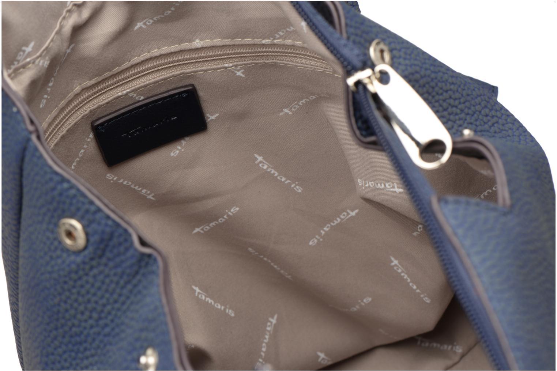 Rugzakken Tamaris Elsa backpack Blauw achterkant