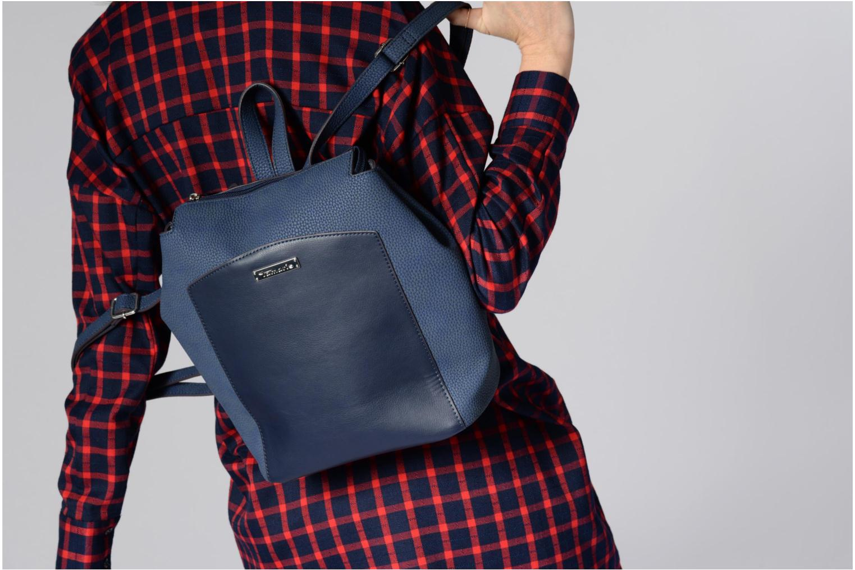 Rugzakken Tamaris Elsa backpack Blauw boven