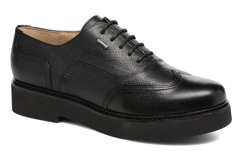 Zapatos promocionales Geox D Rayssa ABX D643HD (Negro) - Zapatos con cordones   Cómodo y bien parecido