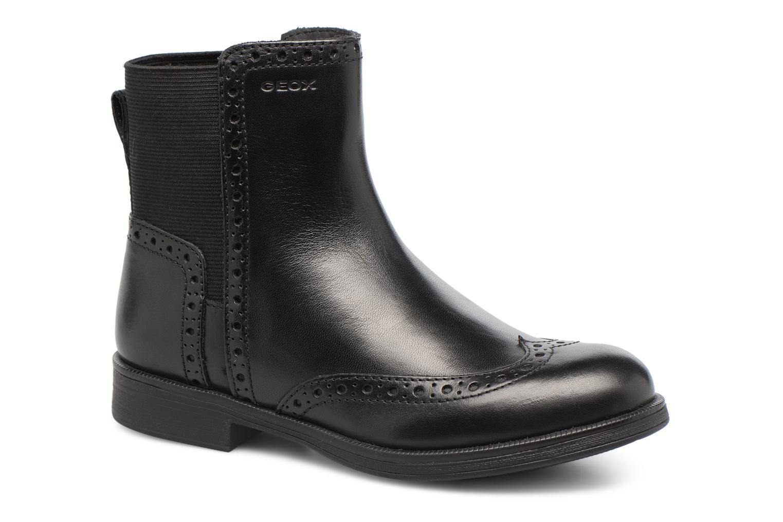 Bottines et boots Geox JR Agata A J6449A Noir vue détail/paire