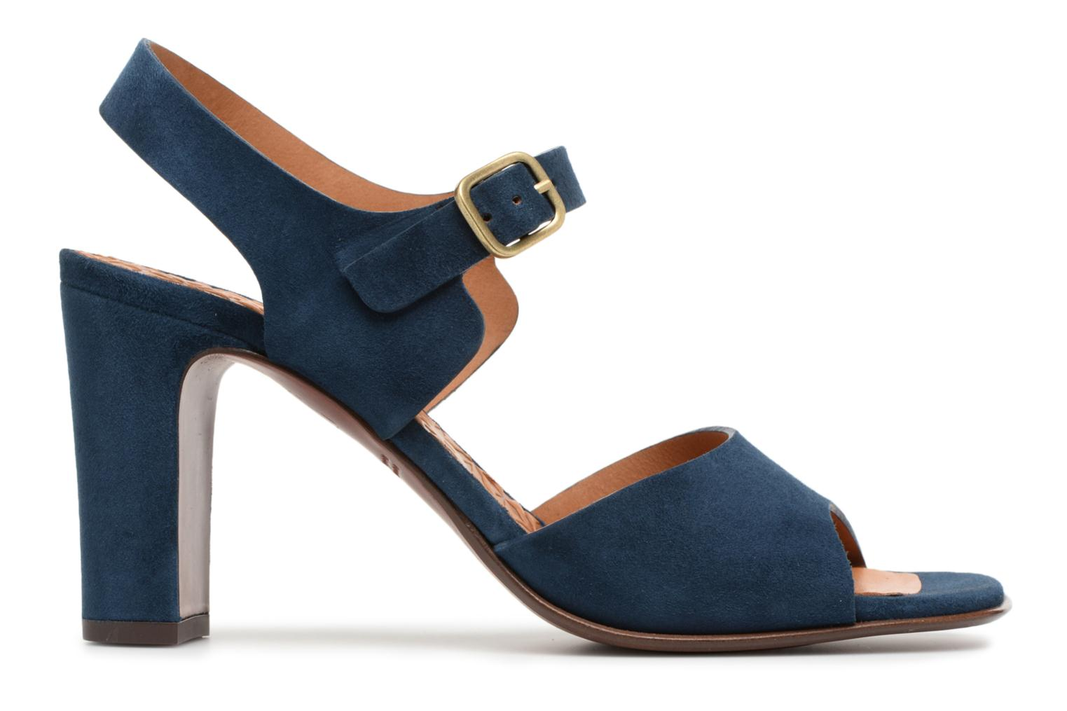 Sandals Chie Mihara Chuli32 Blue back view