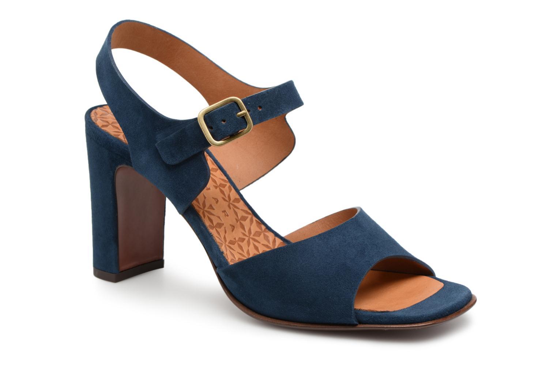 Marques Chaussure luxe femme Terry de Havilland femme TOTEM Blue
