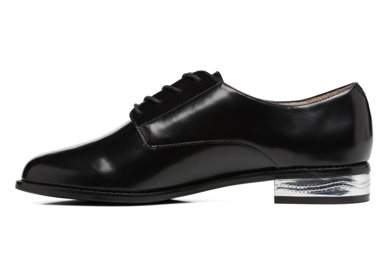 Chaussures à lacets Mellow Yellow Abelord Noir vue face