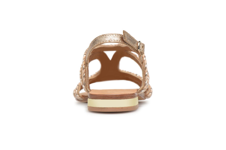 Grandes descuentos últimos zapatos COSMOPARIS IJI (Oro y bronce) - Sandalias Descuento