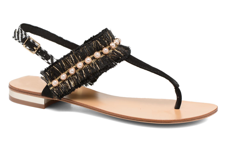 Grandes descuentos últimos zapatos COSMOPARIS HILA (Negro) - Sandalias Descuento
