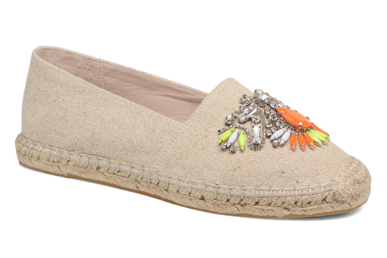 Grandes descuentos últimos zapatos COSMOPARIS HIPA/LIN (Beige) - Alpargatas Descuento