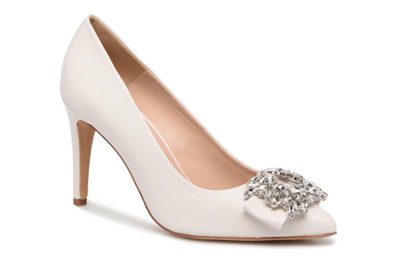Grandes descuentos últimos zapatos COSMOPARIS MANIFIKA/MAR (Blanco) - Zapatos de tacón Descuento