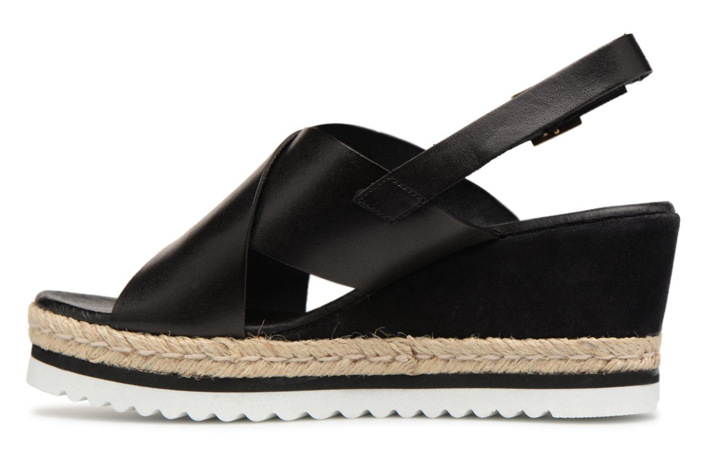 Zapatos promocionales COSMOPARIS IPOMA (Negro) - Alpargatas   Venta de liquidación de temporada