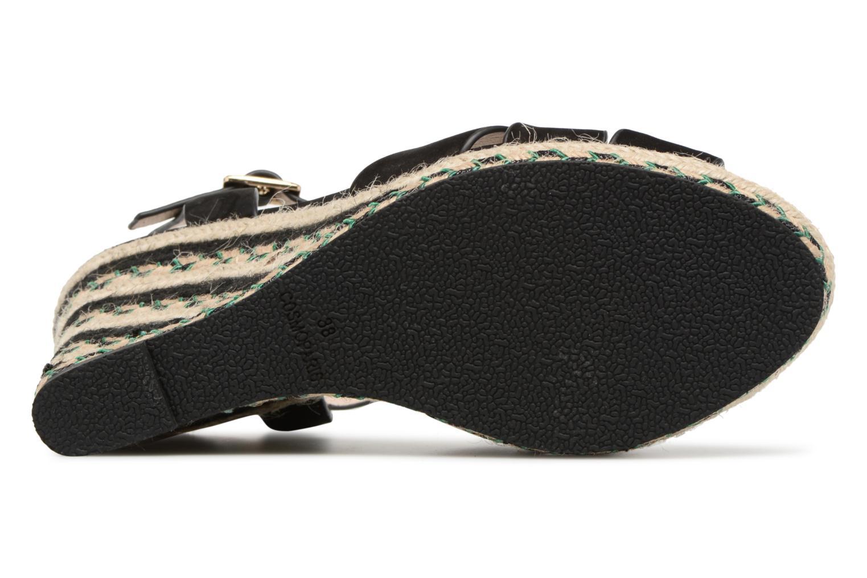 Grandes descuentos últimos zapatos COSMOPARIS HIMAYA (Negro) - Alpargatas Descuento