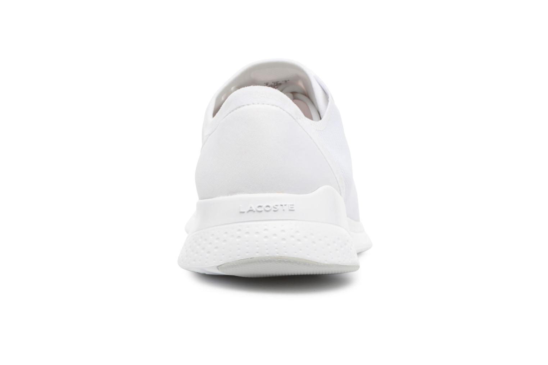 Sneakers Lacoste LT FIT 118 4 Wit rechts