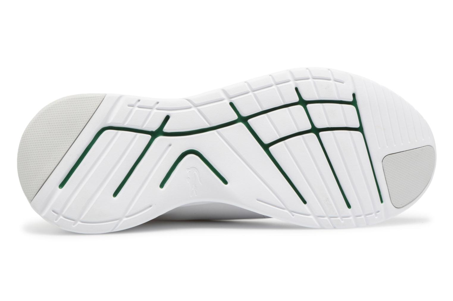 Baskets Lacoste LT FIT 118 4 Blanc vue haut