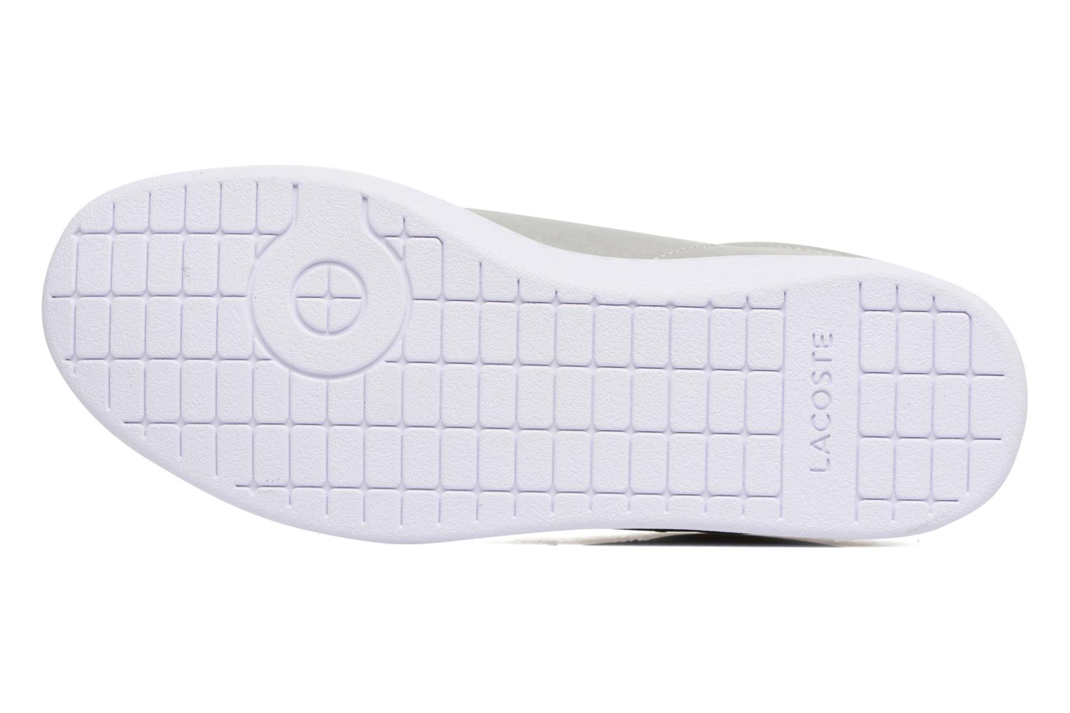 LT GRY/WHT Lacoste CARNABY EVO 118 1 (Gris)