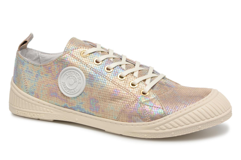 Zapatos promocionales Pataugas Rock/Ho (Oro y bronce) - Deportivas   Zapatos de mujer baratos zapatos de mujer