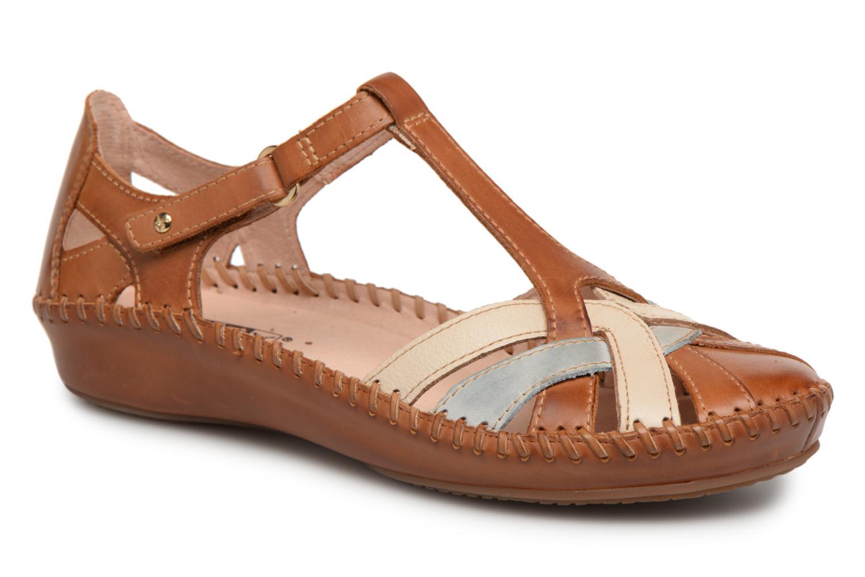 Zapatos promocionales Pikolinos P. VALLARTA 655 / 0732C5 brandy (Marrón) - Bailarinas   Casual salvaje
