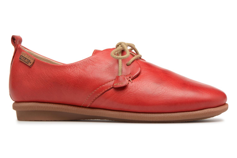 Chaussures à lacets Pikolinos CALABRIA W9K / 4623 carmin Rouge vue derrière