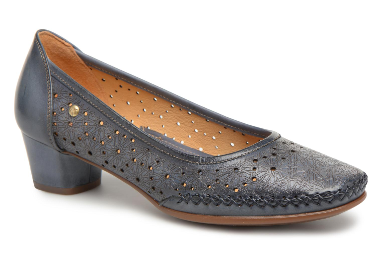 Grandes descuentos últimos zapatos Pikolinos GOMERA W6R / 5811 nautic (Azul) - Zapatos de tacón Descuento