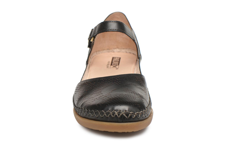 Ballerines Pikolinos CADAQUES W8K / 0548 black Noir vue portées chaussures