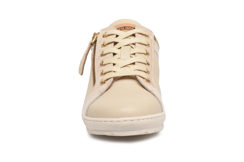 Baskets Pikolinos LAGOS 901 / 6568C6 marfil Blanc vue portées chaussures