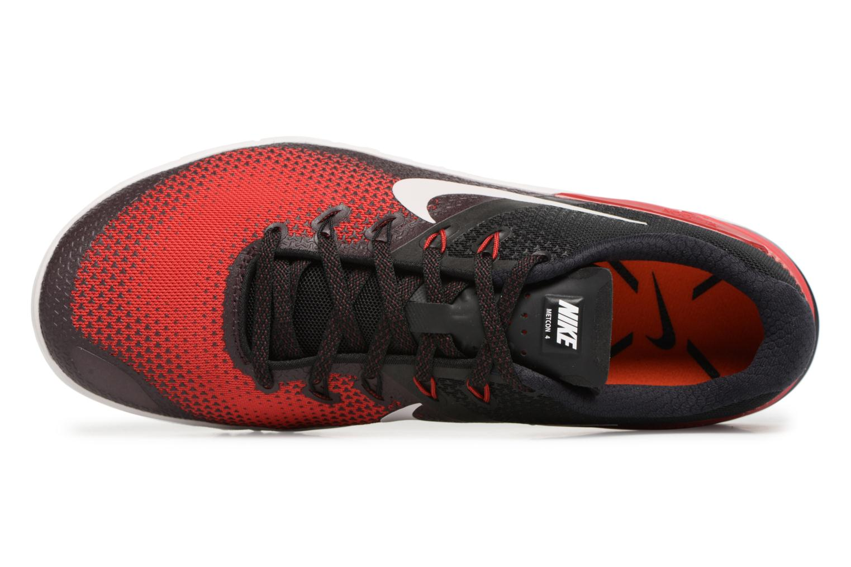 Scarpe sportive Nike Nike Metcon 4 Nero immagine sinistra