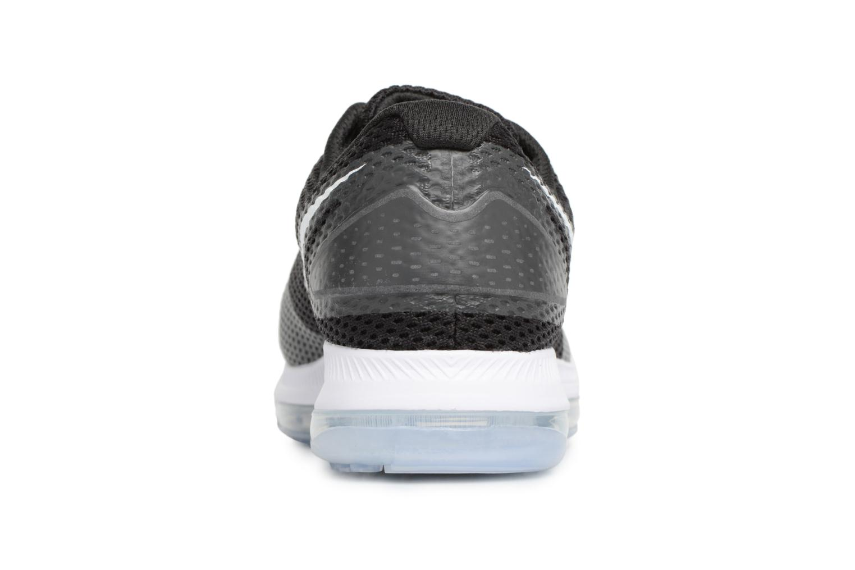 Chaussures de sport Nike W Nike Zoom All Out Low 2 Noir vue droite