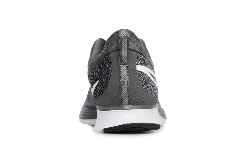 Chaussures de sport Nike Nike Zoom Strike Gris vue droite