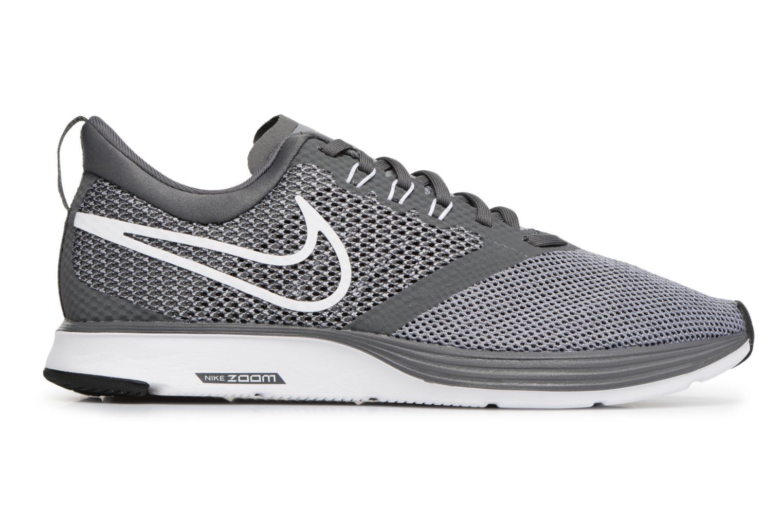Sportschuhe Nike Nike Zoom Strike grau ansicht von hinten