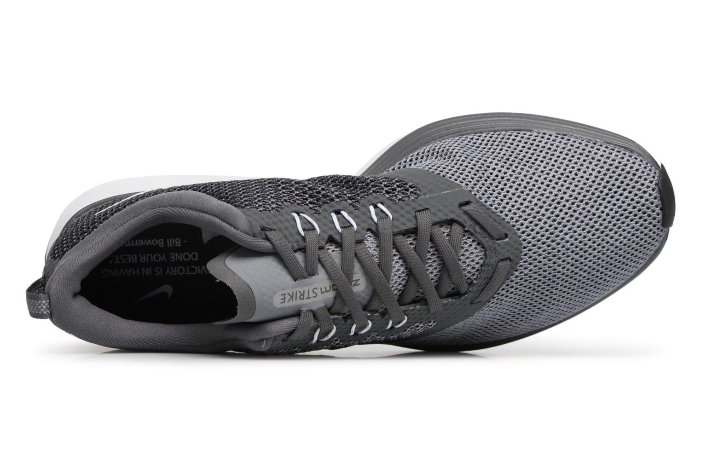 Chaussures de sport Nike Nike Zoom Strike Gris vue gauche