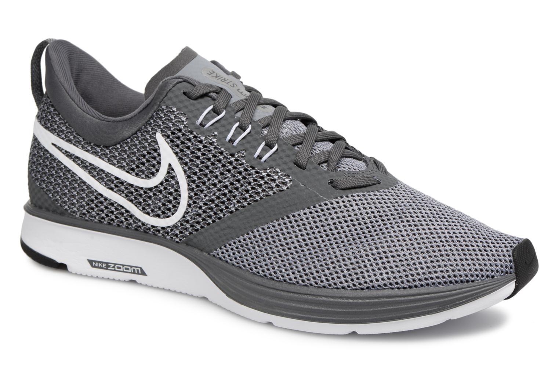 Sportschuhe Nike Nike Zoom Strike grau detaillierte ansicht/modell