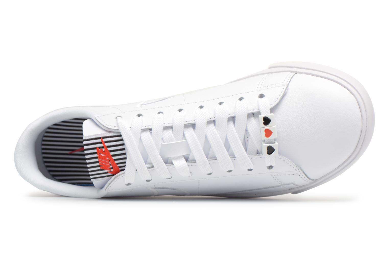 Baskets Nike W Blazer Low Se Lx Blanc vue gauche