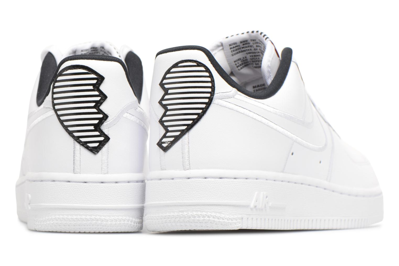 W Air Force 1 '07 Se Lx White/white-Black