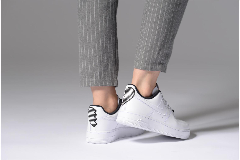 Sneakers Nike W Air Force 1 '07 Se Lx Wit onder