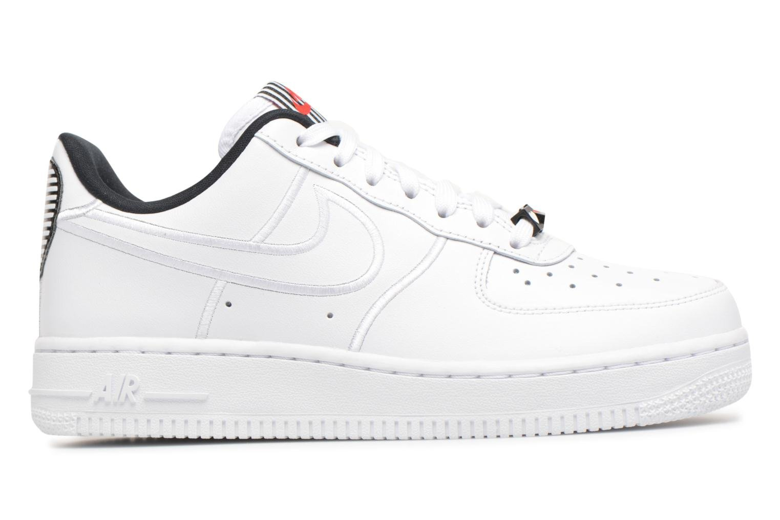 Sneakers Nike W Air Force 1 '07 Se Lx Wit achterkant