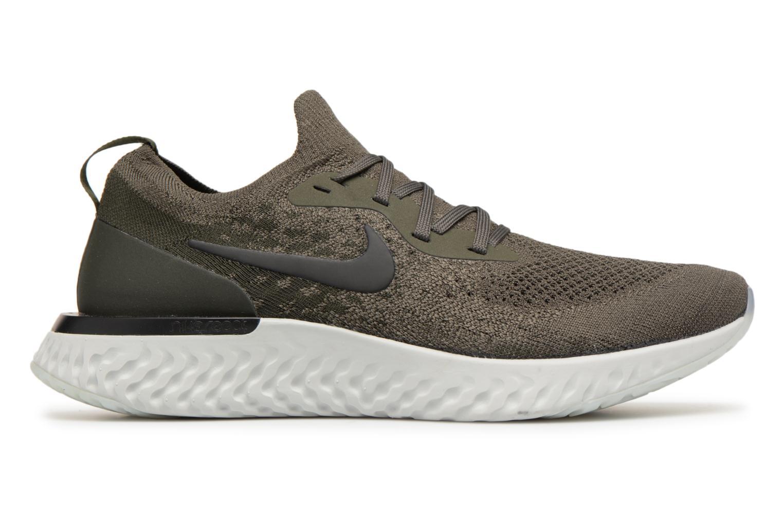 Sportschoenen Nike Nike Epic React Flyknit Groen achterkant