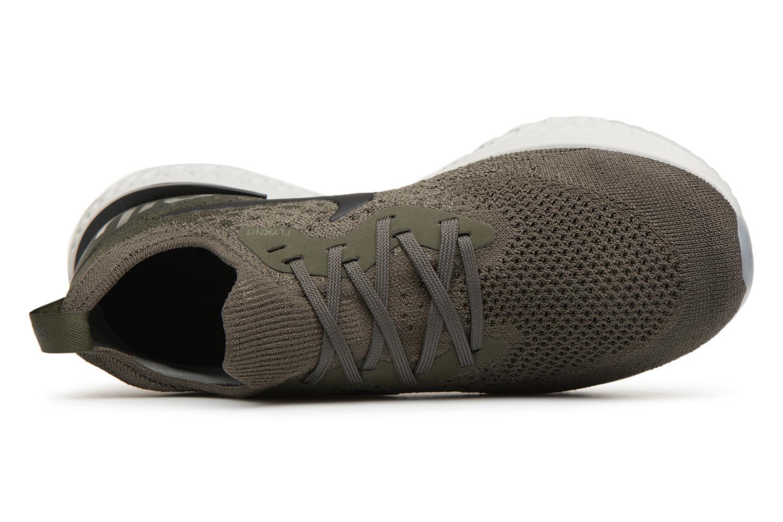 Sportschoenen Nike Nike Epic React Flyknit Groen links