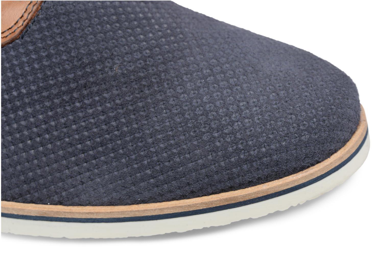 Chaussures à lacets Mr SARENZA Surtop Bleu vue gauche