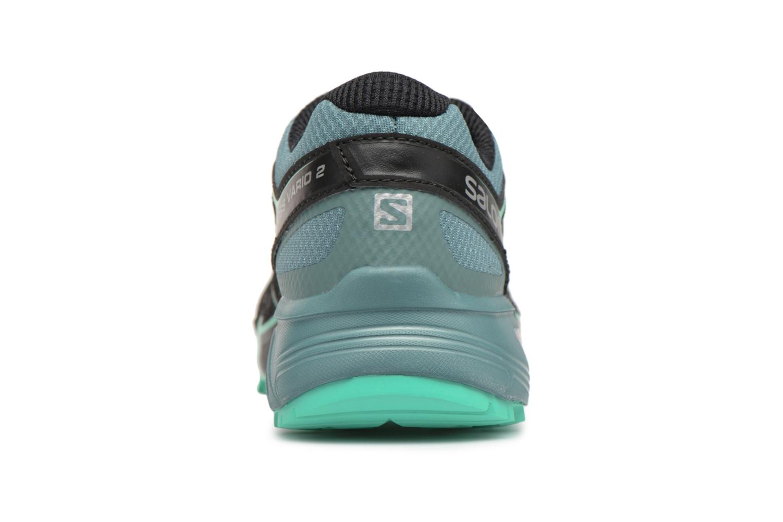 Chaussures de sport Salomon Speedcross Vario 2 W Noir vue droite