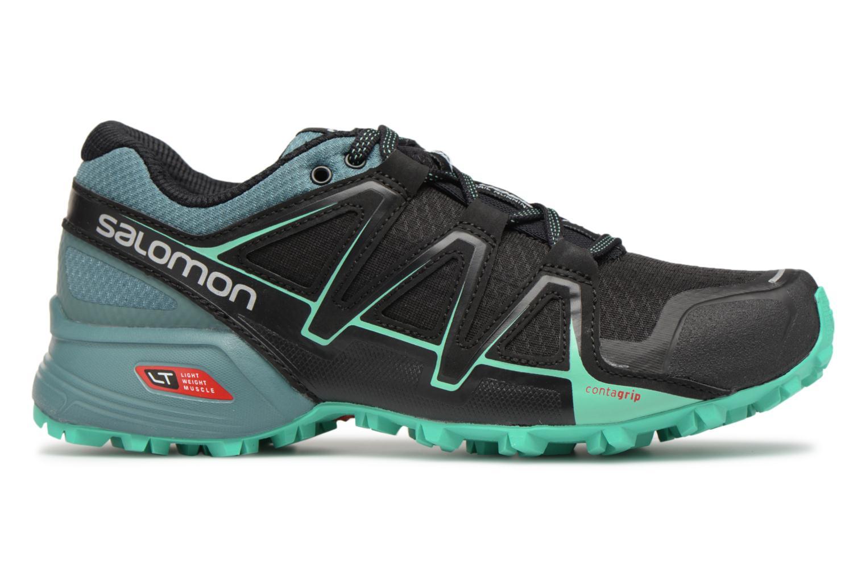 Chaussures de sport Salomon Speedcross Vario 2 W Noir vue derrière