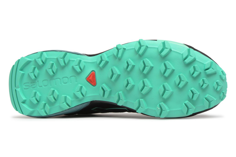 Chaussures de sport Salomon Speedcross Vario 2 W Noir vue haut