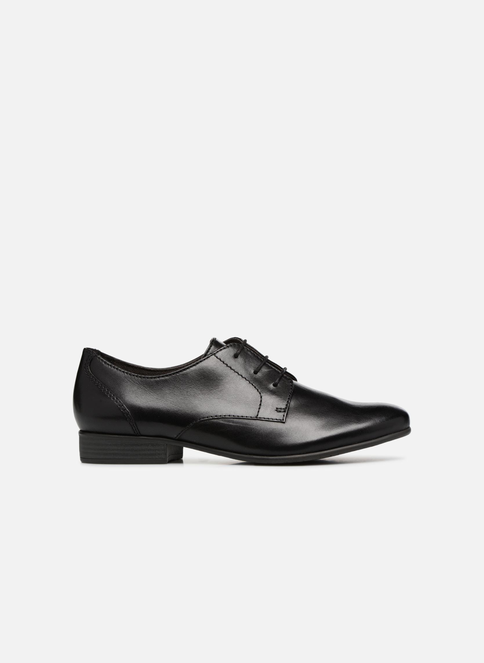 Chaussures à lacets Tamaris Coriandre Noir vue derrière