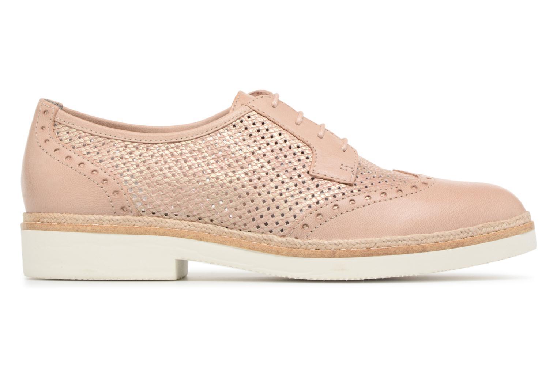 Chaussures à lacets Tamaris Girofle Beige vue derrière