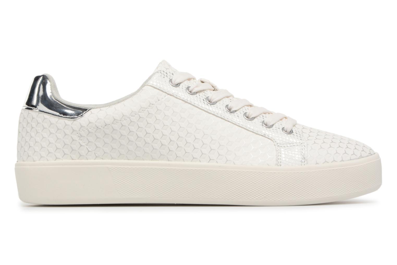 Sneakers Tamaris Cerfeuil Wit achterkant