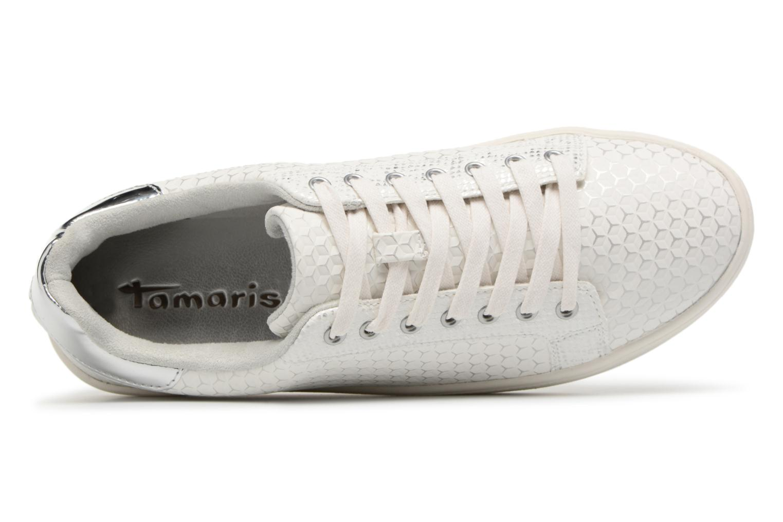 Sneakers Tamaris Cerfeuil Wit links