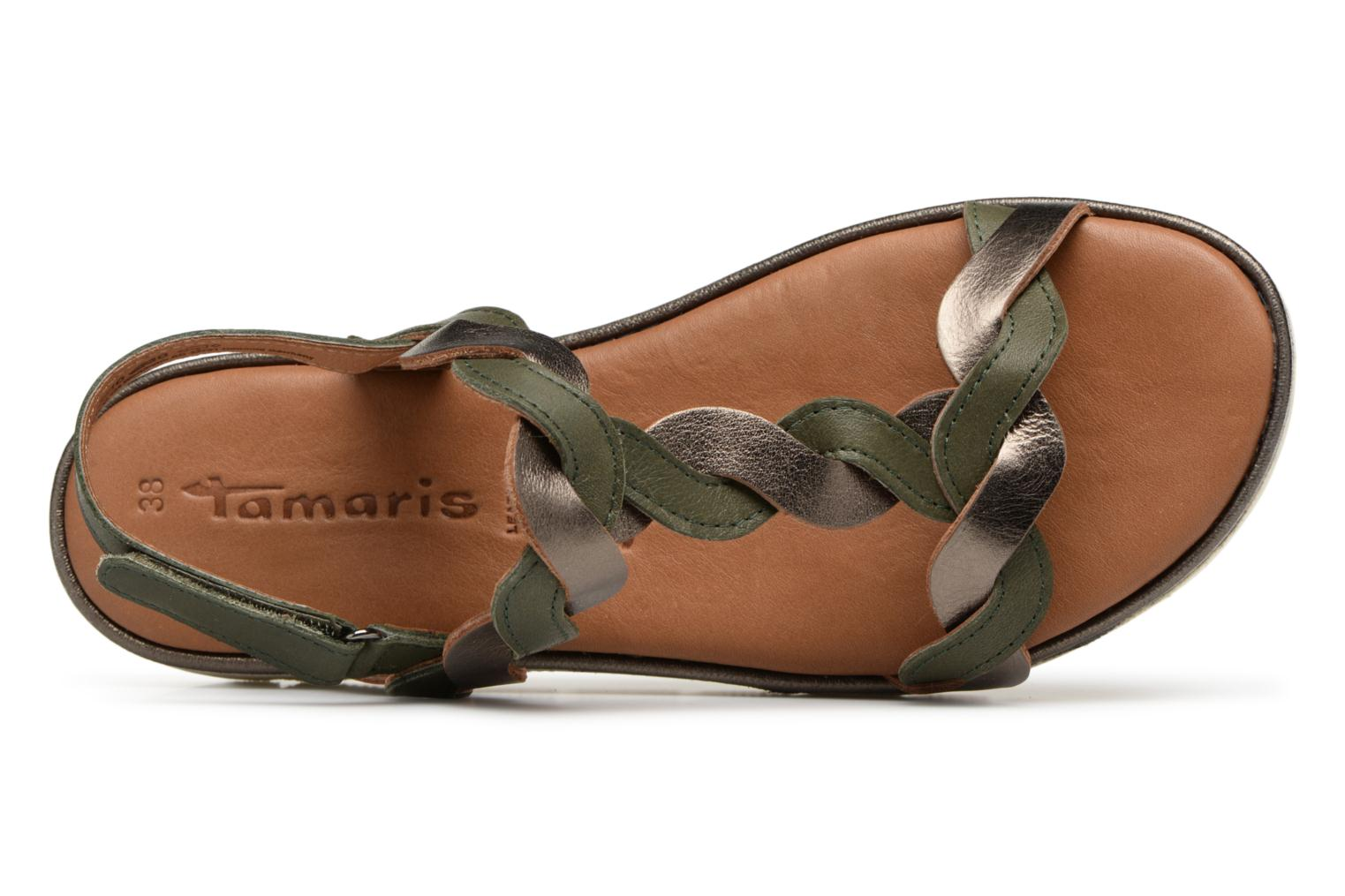 Sandalen Tamaris Agave 2 Groen links